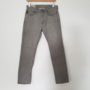 Abercrombie Kids Boys Jean Gray Stretch Skinny 16